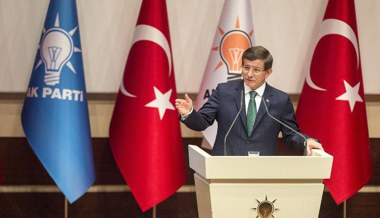 Davutoğlu: 11 Temmuz'da KCK ateşkesi bitirdi