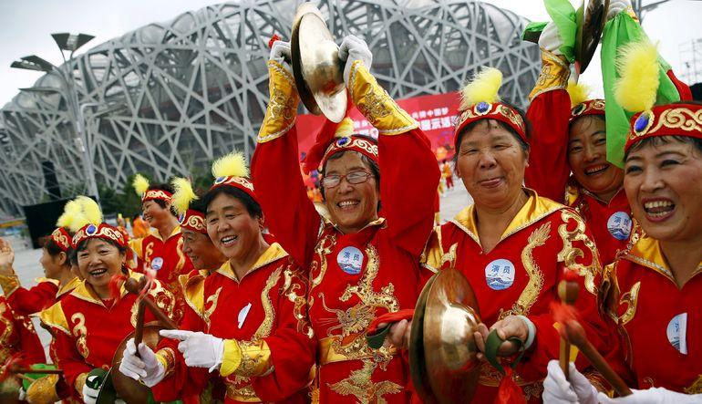 2022 Kış Olimpiyatları'nın ev sahibi Pekin oldu