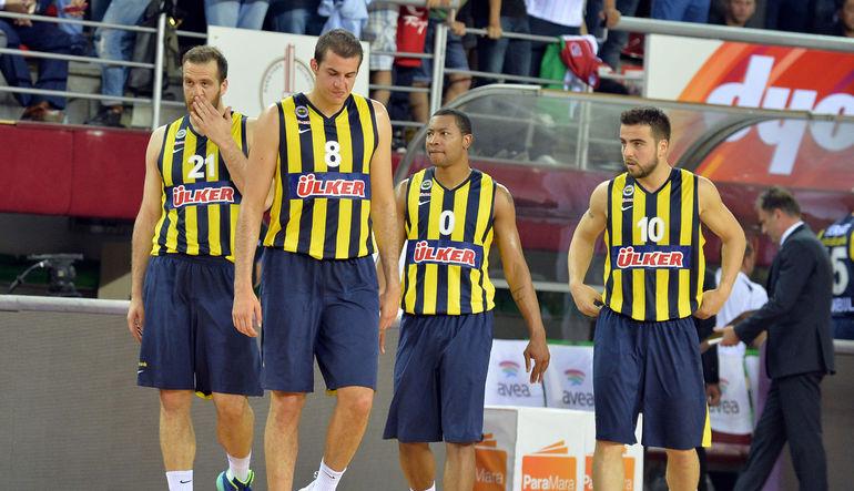 Türkiye Basketbol Süper Ligi takımlarından Fenerbahçe Ülker, Ülker ile isim sponsorluğu 1 Ağustos 2015 itibariyle sona erdi