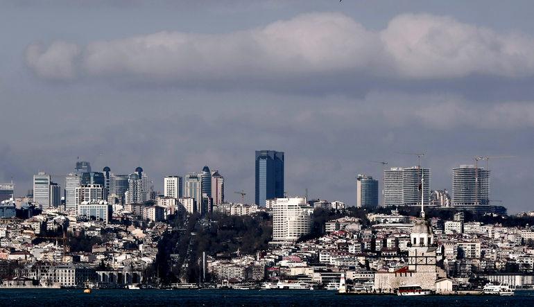 Her iki yabancı şirketten biri İstanbul'da