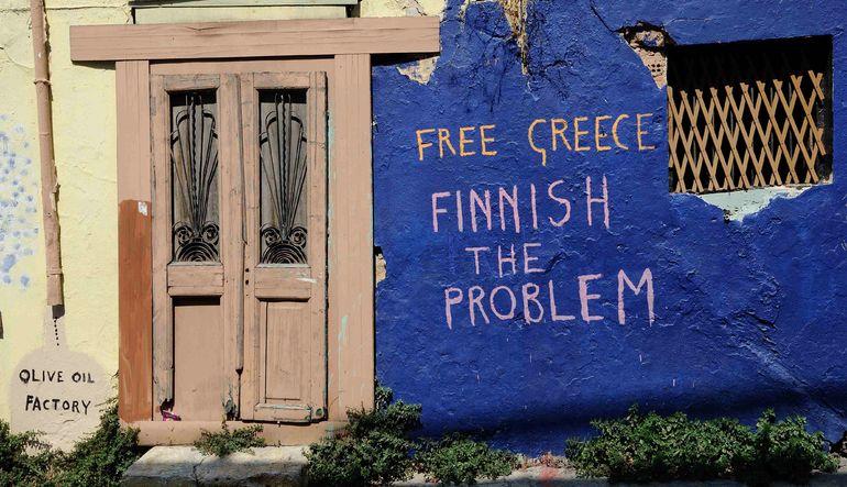 Yunan krizinin gündemden düşmeyeceğini gösteren iki grafik