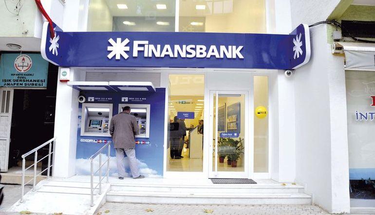 Finansbank'ın piyasa değeri sahibini NBG'yi geçti