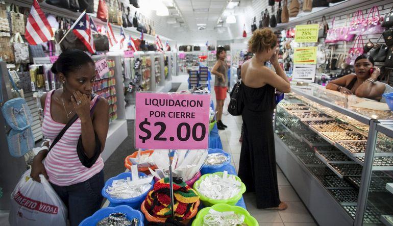 Porto Riko temerrüde düştü