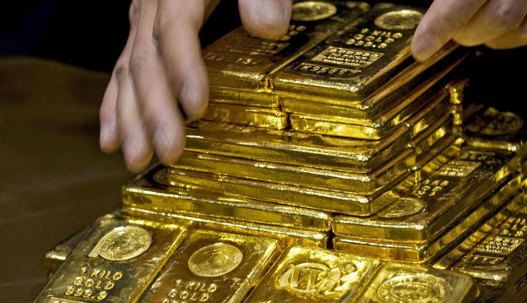 Altının düşüşü durdu