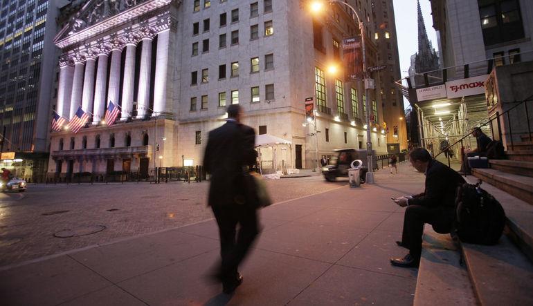 ABD borsaları bilançoların etkisiyle düşüşle kapandı