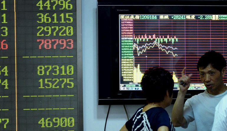 Çin'de devlet müdahalesi işlem hacmini düşürdü