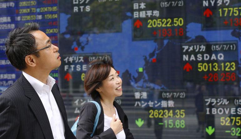 Japon borsası 8 yılın rekoruna gidiyor
