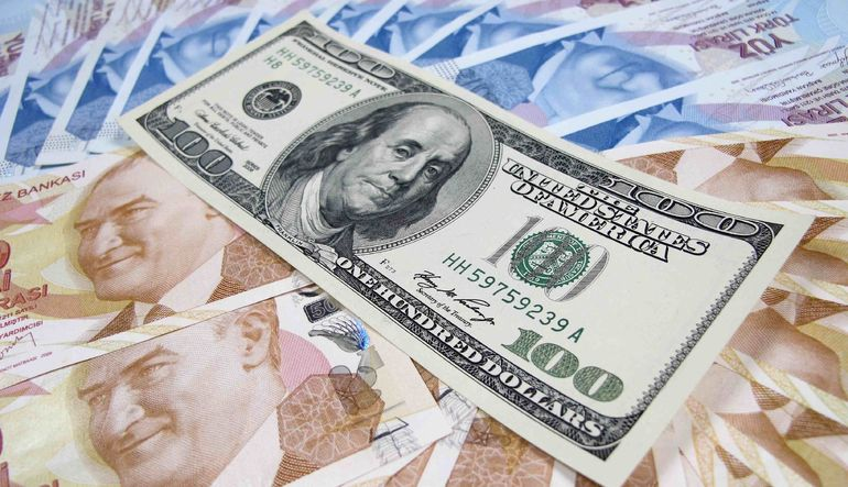 Liradaki düşüş Türkleri de dolara yönlendiriyor