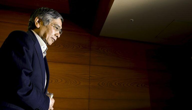 Kuroda'nın iyimserliğiyle BOJ teşvik programını artırmadı