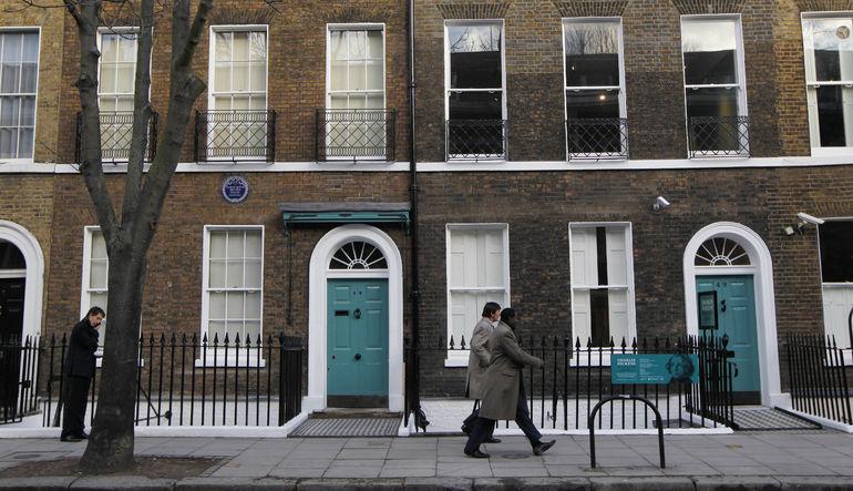 Kara para Londra'da konut fiyatlarını sıçratıyor