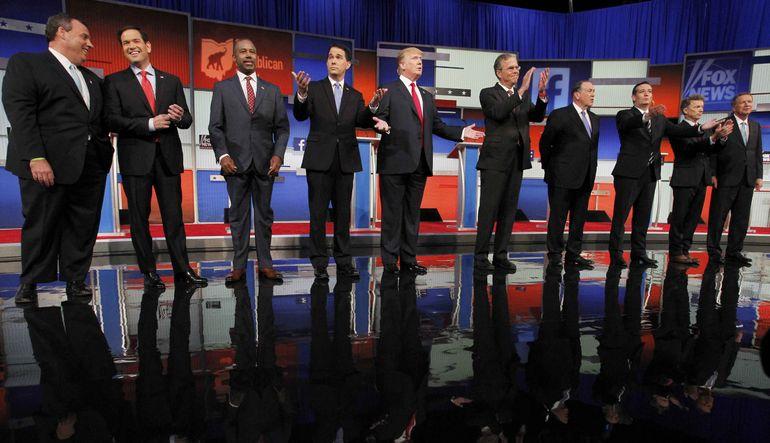 ABD başkanlık yarışı