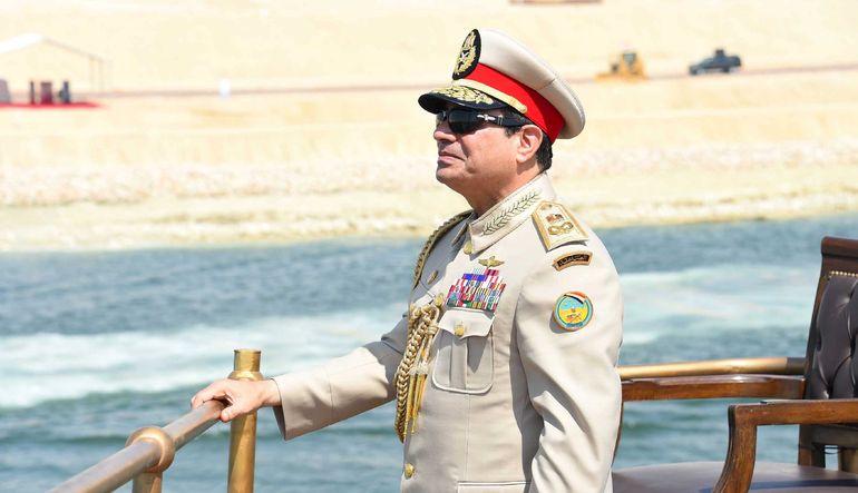 Mısır Süveyş Kanalı'nı Game of Thrones müziğiyle açtı