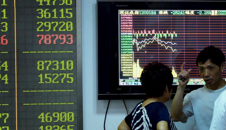 Asya borsaları zayıf Çin verisi ile geriledi