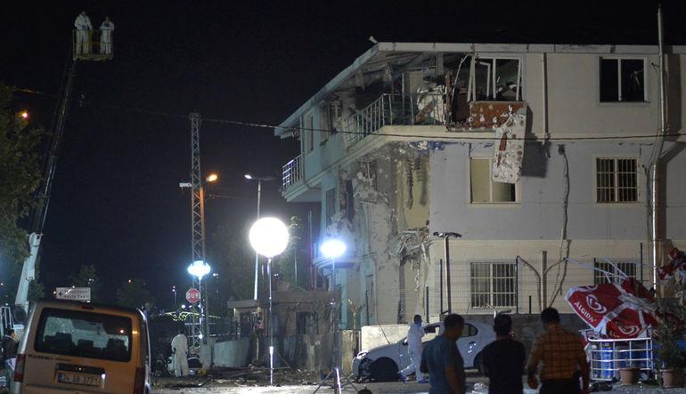 İstanbul'da saldırı