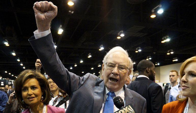 Warren Buffett'tan tarihi satın alma