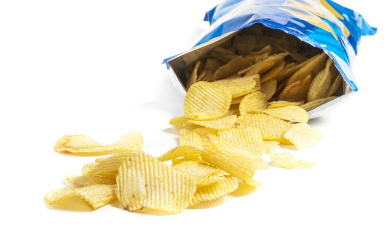 Patates cipsine zam yerine hava basıyorlar