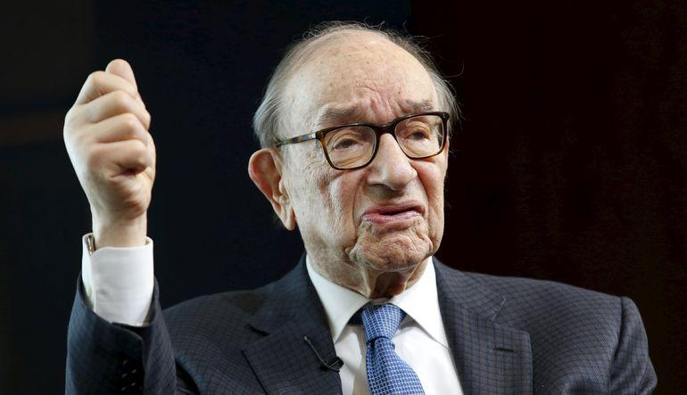 Greenspan'den balon uyarısı