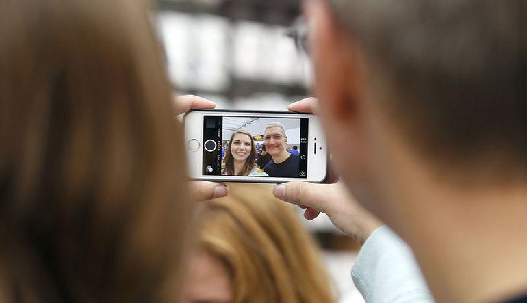 Apple'ın amirali iPhone 6S'in yeni özelliği