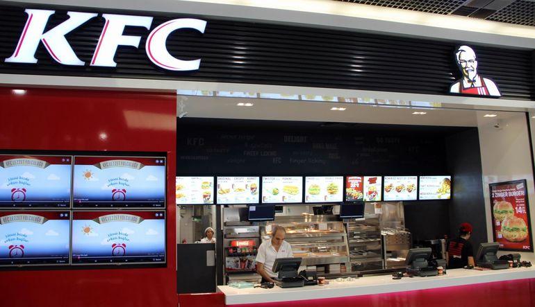 KFC'den restoran atağı