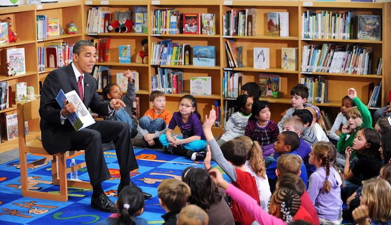 Obama'nın kitap listesi