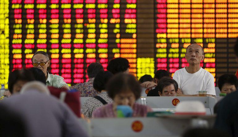 Çin hisselerinde iki ayın en iyi haftası