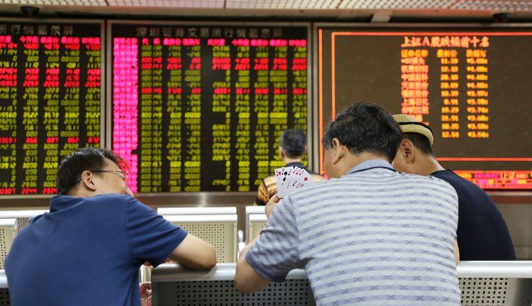Çin hisseleri iki haftanın en düşüğünde