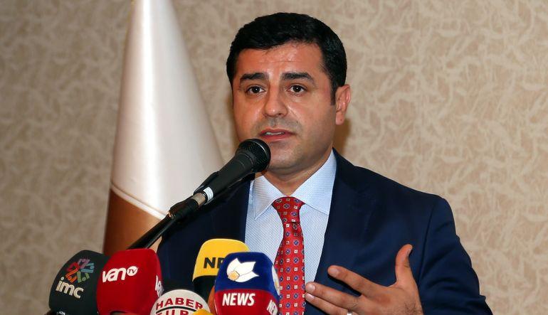 Demirtaş: CHP'ye görev verilirse görüşürüz