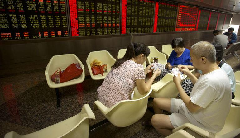 Çin hisselerindeki çöküş devam ediyor