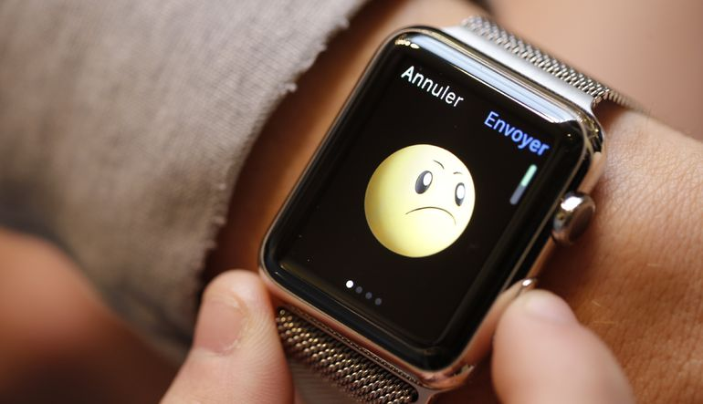 Apple Watch'a olumsuz tepkiler