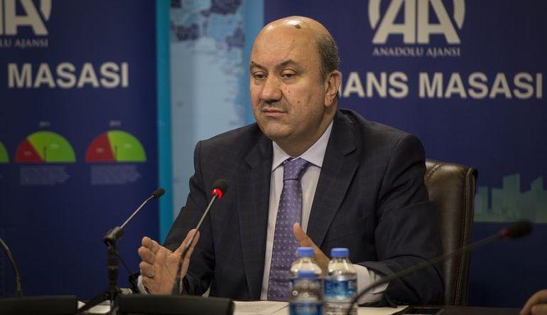 BDDK Başkanı Mehmet Ali Akben, Aanadolu Ajansı'nın sorularını yanıtladı