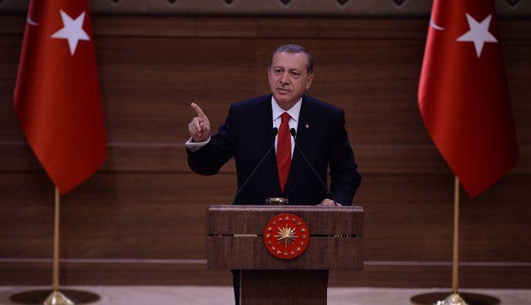 Erdoğan: Tekrar bir seçime doğru hızla gidiyoruz