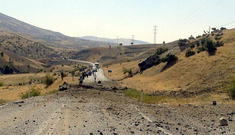 Diyarbakır Hani'de 2 asker şehit oldu