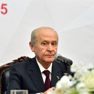 """DEVLET BAHÇELİ'DEN """"SIKIYÖNETİM"""" ÇAĞRISI"""