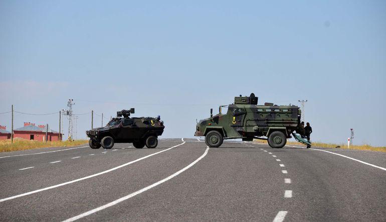 Türkiye'nin risk primi 2012'den bu yana en yüksek seviyede