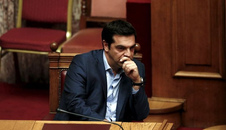 Tsipras istifa etti