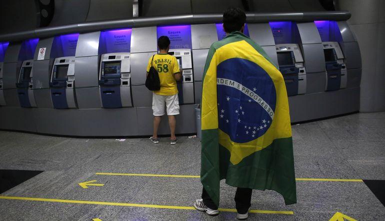 Brezilya'da bir eyalet temerrüte düştü