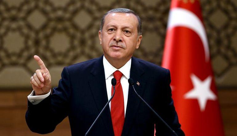Cumhurbaşkanı Erdoğan: Zaman kaybetmeyeceğim