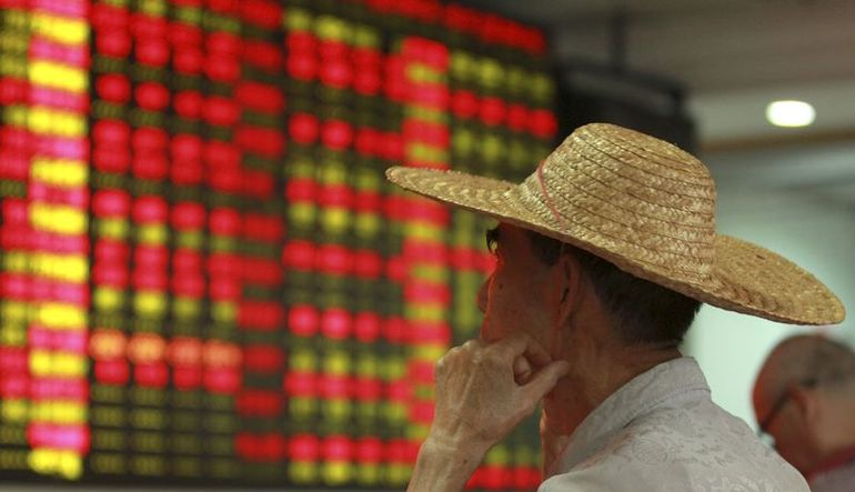 Asya krize mi gidiyor?