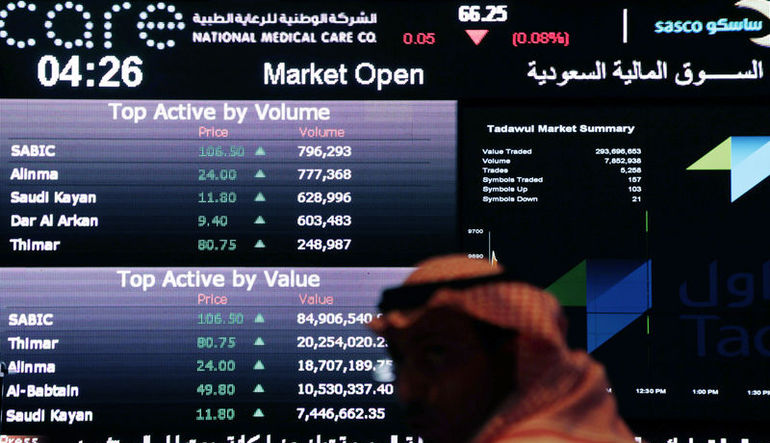 Ortadoğu borsalarında sert düşüş