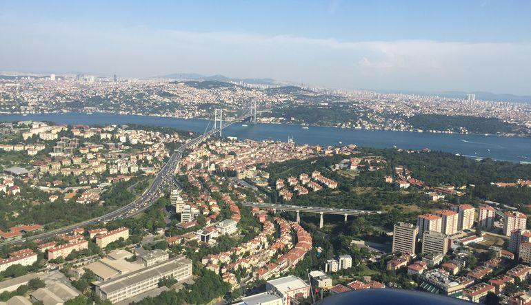 İstanbul emlak haritası
