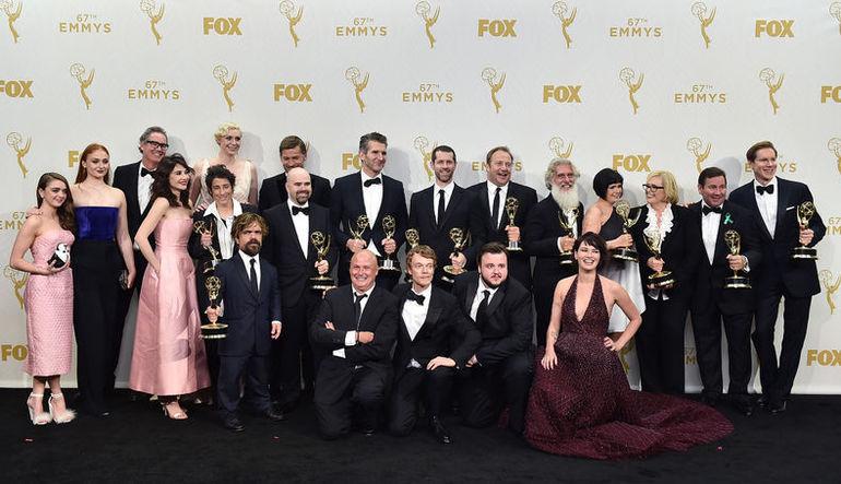 """Emmy Ödülleri'ne """"Game of Thrones"""" damgası"""