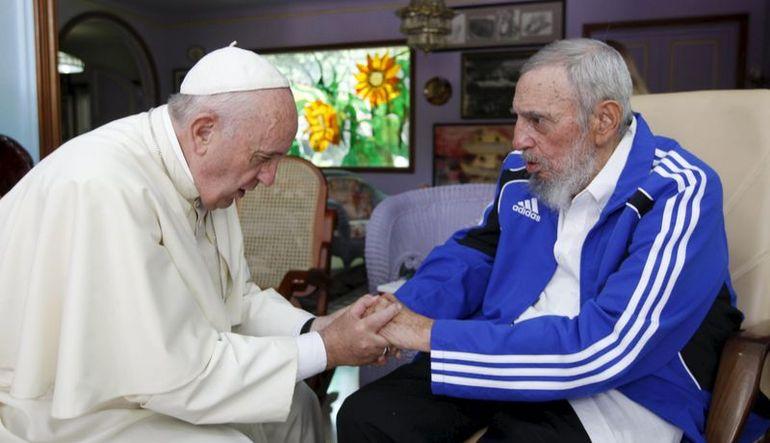 İki sıradışı liderin buluşması: Papa ve Castro
