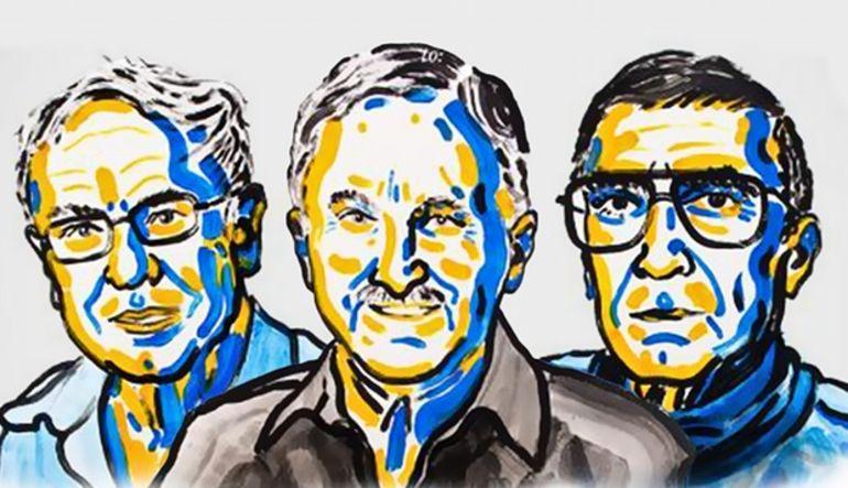 Aziz Sancar, Nobel Kimya ödülünü almaya hak kazanan üç bilimadamından biri oldu