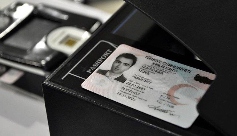 4 maddede yeni kimlik kartları
