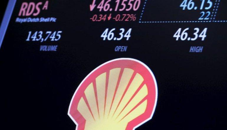 Shell'in yarattığı endişeler Avrupa hisselerini aşağıya çekti