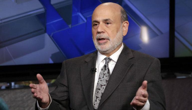 Bernanke: Dolar rallisinin enerjisi tükeniyor