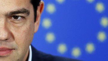 Tsipras başa geldiğinden bu yana bir yılda Yunanistan'da...