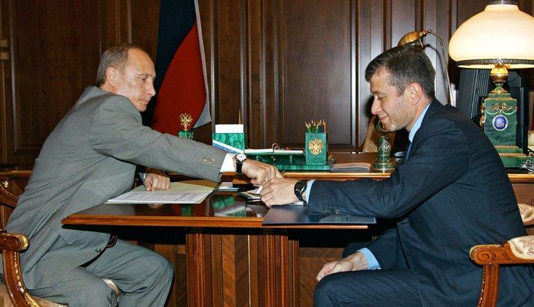 Abramoviç'ten Putin'e 35 milyon dolarlık yat