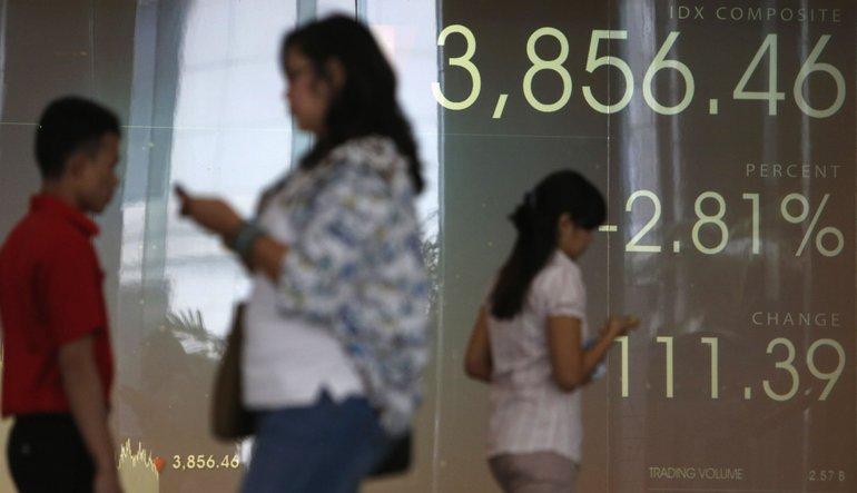 Asya, Güney Kore ve Hong Kong'la değer kaybetti