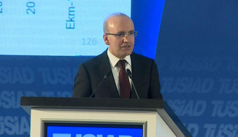 İstanbul'un finans merkezi olması yolunda önemli adım. Başbakan Yardımcısı Şimşek açıkladı